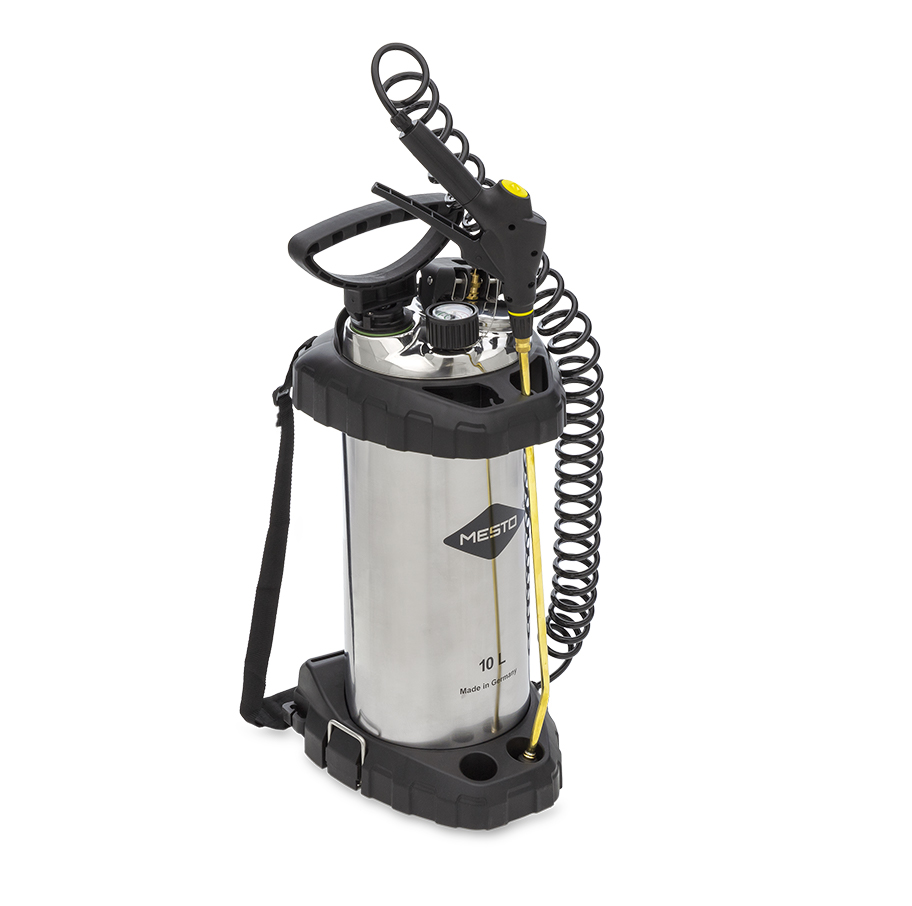 High compression sprayers